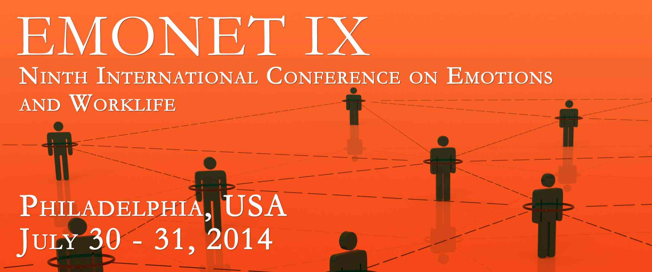 Emonet IX - International Conference on Emotions and worklife